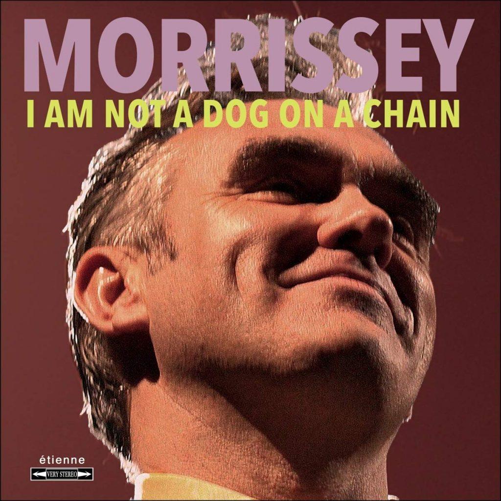 "Morrisey lanza nuevo disco ""I Am Not A Dog On A Chain"""