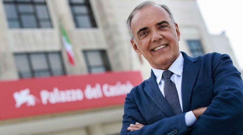 Alberto Barbera, director del Festival de Cine de Venecia confirma 77 edición