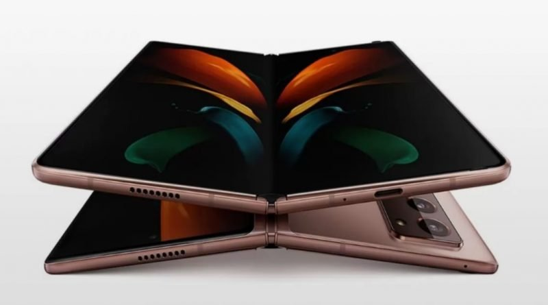 Galaxy Z Fold 2, el nuevo teléfono plegable de Samsung