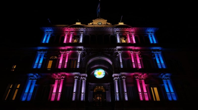 Cupo laboral trans es ley en Argentina